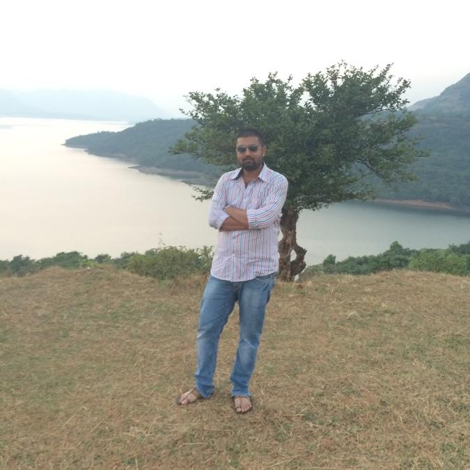 Sachin Jori, 32, Mumbai, India