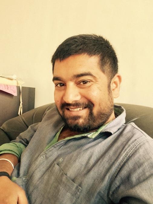 Sachin Jori, 33, Mumbai, India