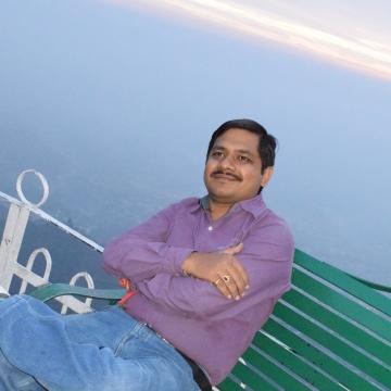 Krishnavadan Raval, 35, Ahmedabad, India
