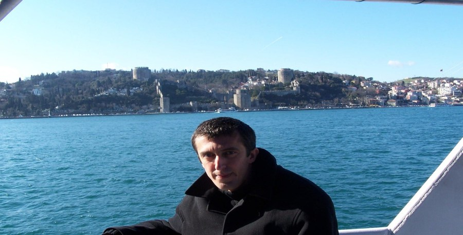 Umit, 45, Ankara, Turkey