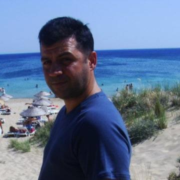 Erdem Pinarkaya, 39, Istanbul, Turkey