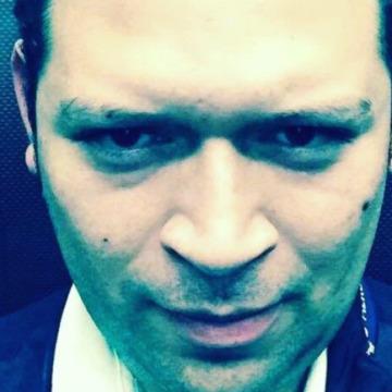 Flavio Israel Sisniega Acosta, 34, Mexico City, Mexico