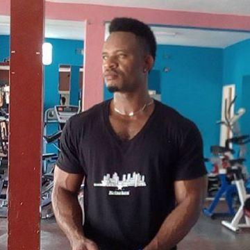 johnson, 32, Maputo, Mozambique