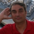 Milun Andjic, 48, Podgorica, Montenegro
