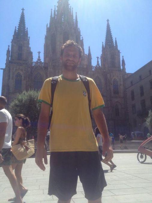 Manuel Marine, 36, Rosario, Argentina