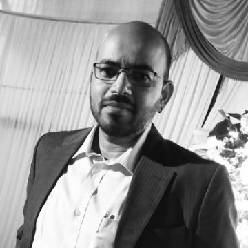 Makarand Pandhe, 35, Mumbai, India