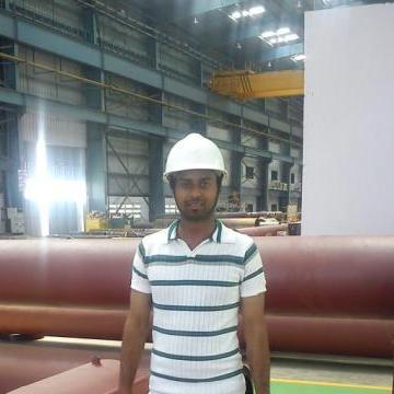 Mohseen, 31, Dubai, United Arab Emirates