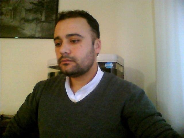 Gurhan Tasdelen, 43, Istanbul, Turkey