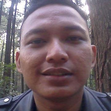 Fattur Fachtturahman, 23, Jakarta, Indonesia