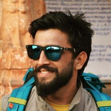 Darshan Gugle, 27, Pune, India