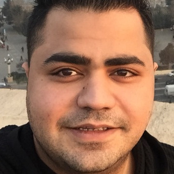 Subhi al jolany, 26, Dubai, United Arab Emirates