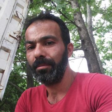 Tarik Turgut, 38, Bursa, Turkey