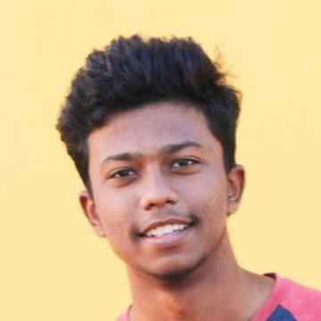 Vijay Prabakaran, 22, Chennai, India
