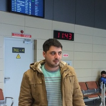 Keyan Abdullayev, 32, Kazan, Russian Federation