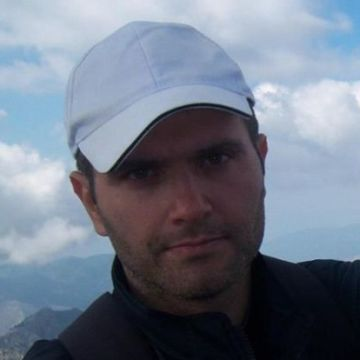 Michael Ouzounoglou, 40, Athens, Greece