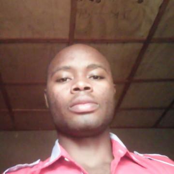 Kéneth Jérry Agossou, 26, Cotonou, Benin