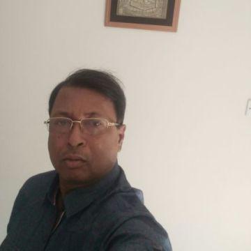 Reza Khasru, 42, Dhaka, Bangladesh