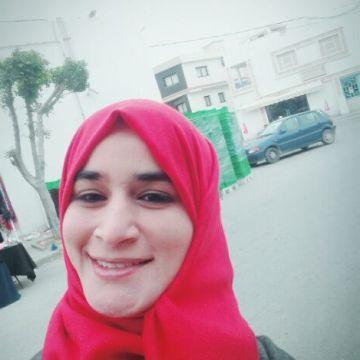 AminaS, 29, Al-Qayrawan, Tunisia