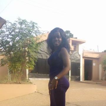 Ciara Keinyah, 23, Accra, Ghana