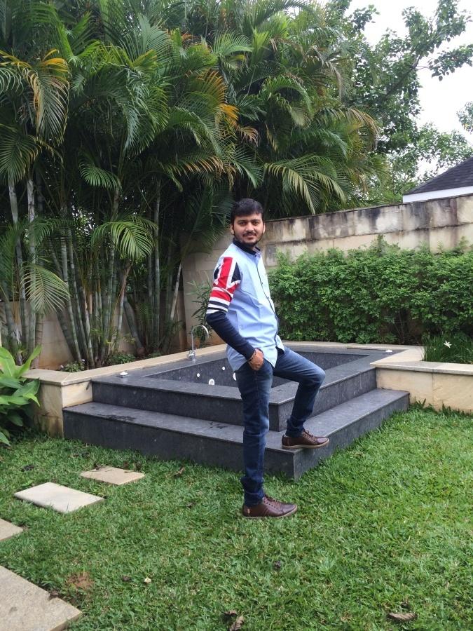 Kapil Jain, 40, Mumbai, India