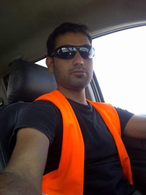 Kalimullah Khan, 29, Dubai, United Arab Emirates