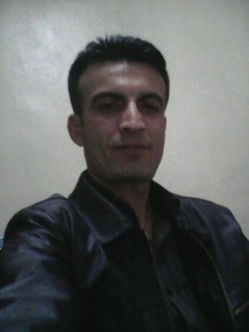 Zeynel Demir, 40, Maras, Turkey