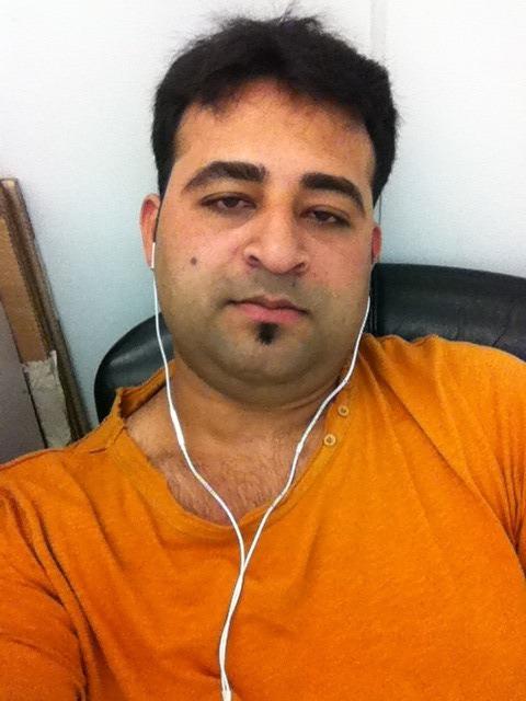 Zehran Ali, 31, Abu Dhabi, United Arab Emirates