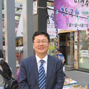 David HS  Yoon, 55, Yongin-si, South Korea
