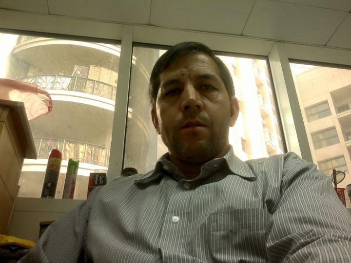 Ghulam Balti, 43, Dubai, United Arab Emirates