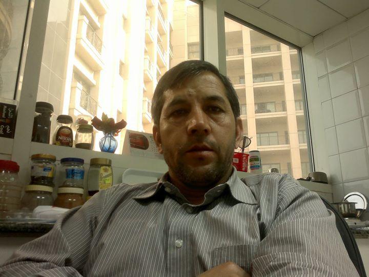 Ghulam Balti, 44, Dubai, United Arab Emirates