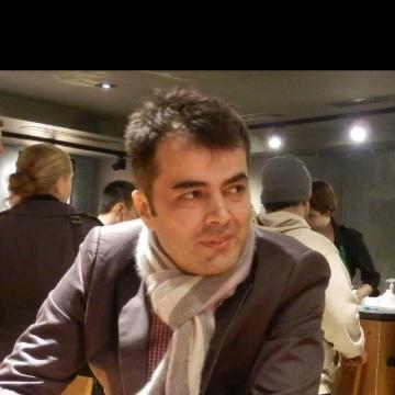 Engin Akgun, 38, Istanbul, Turkey