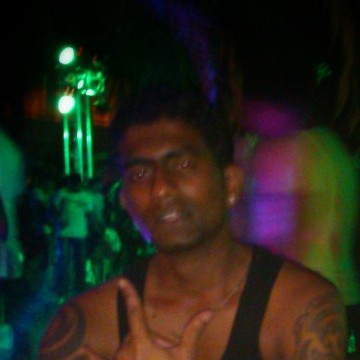 Froston Fernandes, 35, Los Angeles, United States