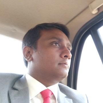 Ajay Nair, 39, Thane, India