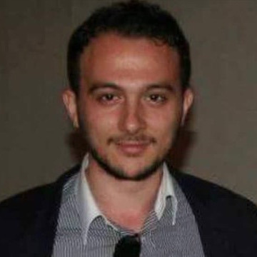 Burak Tatlı, 32, Istanbul, Turkey