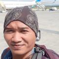 Jandri Siboro, 35, Jakarta, Indonesia