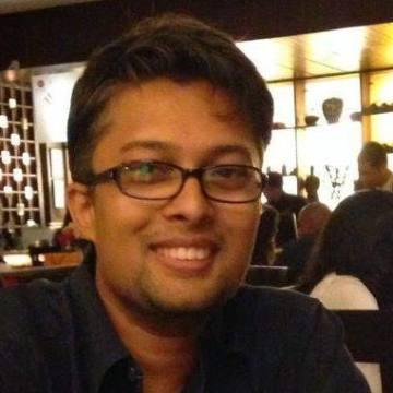 Aniruddha Dasgupta, 34, Mumbai, India