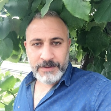 Ali, 40, Istanbul, Turkey