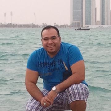Nader, 35, Cairo, Egypt