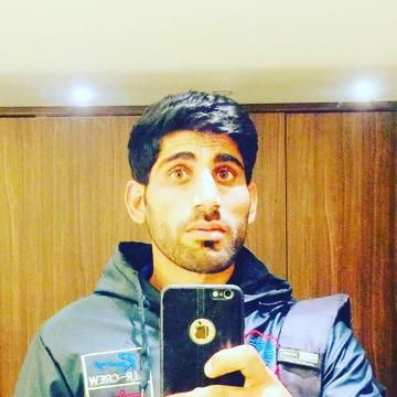 Shams Ur Rahman, 24, Dubai, United Arab Emirates