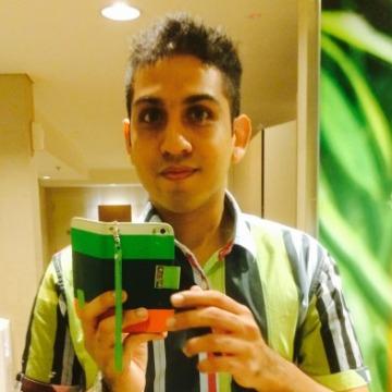 Muhd Fhariz Khan, 31, Singapore, Singapore