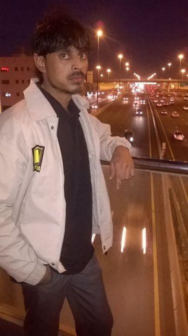 Pawan Kumar , 29, Sharjah, United Arab Emirates