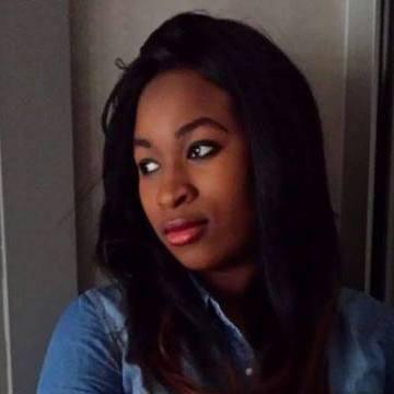 Pamela Adma, 24, Dakar, Senegal