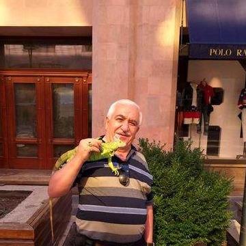Georgi  Azizyan, 67, Yerevan, Armenia