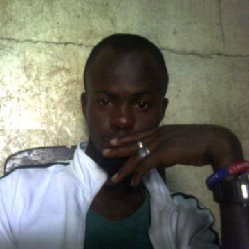 emmanuel, 28, Accra, Ghana