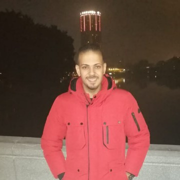 Kareem, 24, New Egypt, United States