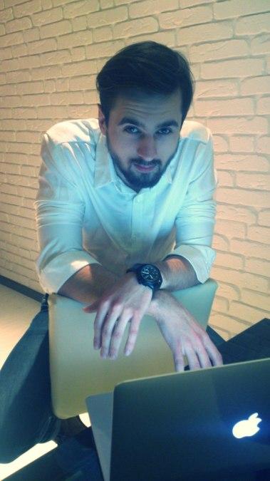 Yehor Novakov, 30, Lutsk, Ukraine
