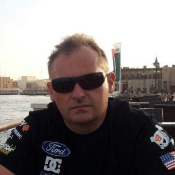 Vanco Bozinovski, 53, Skopje, Macedonia