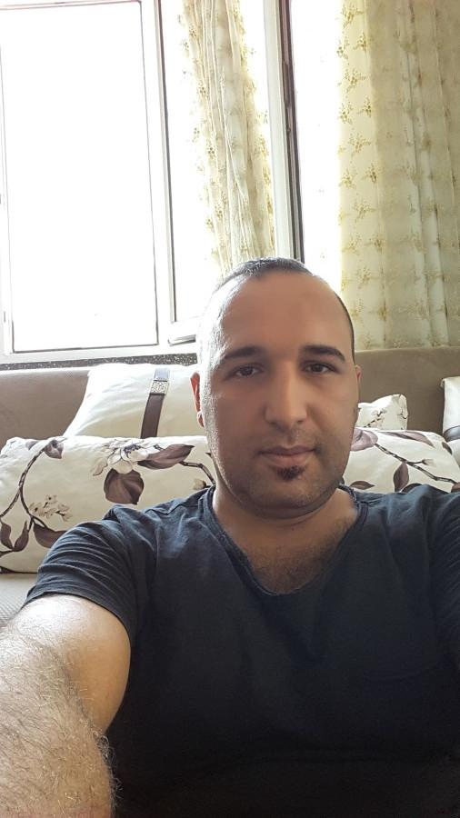 Izzet Korkusuz, 42, Istanbul, Turkey