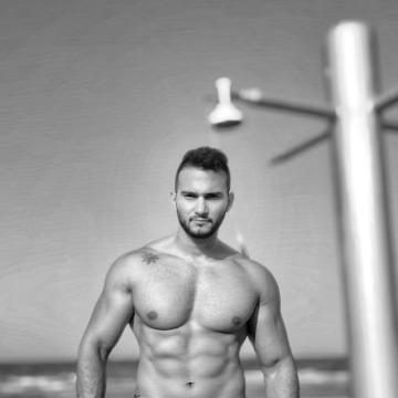 Hamza Taha, 27, Haifa, Israel