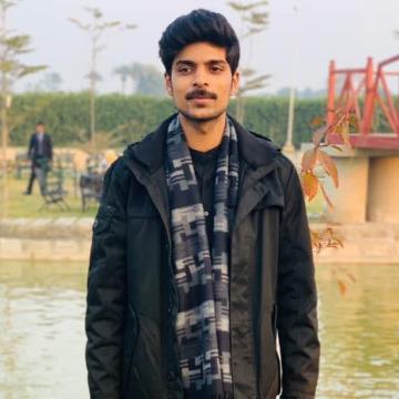Jangbaz Khan Yousafzai, 23, Multan, Pakistan